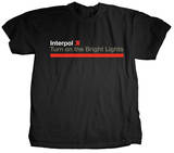Interpol - Bright Lights