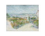 Buy Montmartre: Behind the Moulin de la Galette, 1887 at AllPosters.com