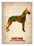 Great Dane Poster