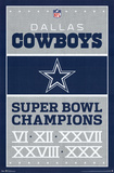 Dallas Cowboys Champions
