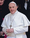 Pope Francis - 266th Pope of the Catholic Church elected March 13, 2013