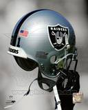 Oakland Raiders Helmet Spotlight