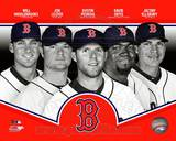 Boston Red Sox 2013 Team Composite