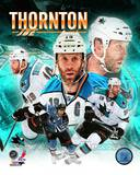 Joe Thornton 2013 Portrait Plus