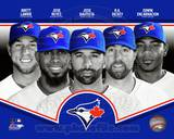 Toronto Blue Jays 2013 Team Composite
