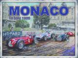 Monaco 13 Mai 1958