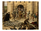 Saint (St) Bartholomew's Day Massacre (Of Protestants), 24 August 1572 , Paris, France