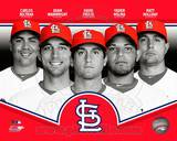 St. Louis Cardinals 2013 Team Composite