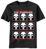 The Punisher - Skull Emotes