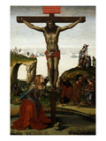 The Crucifixion with Mary Magdalene, C.1500-05