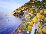 Italy, Campania, Salerno District, Peninsula of Sorrento, Positano
