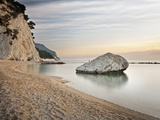 Italy, Marche, Ancona District, Parco Del Conero, Numana, the Beach