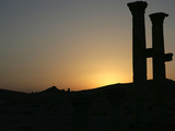 Archaeological site of Palmyra, Syria