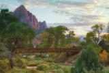Zion Canyon Bridge