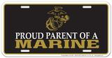 Proud Parent of Marine Plate