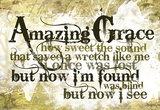 Amazing Grace Laptop Skin Sticker