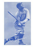 Tris Speaker, Baseball Player