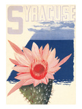 Buy Travel Poster for Syracuse, Italy at AllPosters.com