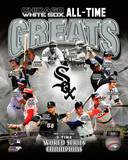 Chicago White Sox All Time Greats Composite