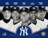 New York Yankees 2013 Team Composite