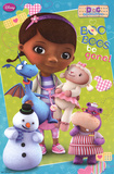 Doc McStuffins Cartoon Poster