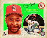 Ozzie Smith 2013 Studio Plus