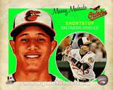 Manny Machado 2013 Studio Plus