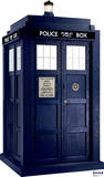 Tardis - Doctor Who Lifesize Standup Stand Up