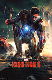 Iron Man 3 Movie Poster Poster