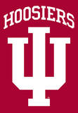 NCAA Indiana Hoosiers 2-Sided House Banner