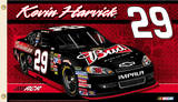 Nascar KEVIN HARVICK #29 2-Sided Flag with Grommets