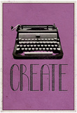 Create Retro Typewriter Player Art Poster Print Imagination Nebula - Albert Einstein Quote Dream - Mountains Landscape Explore Retro Bicycle Player Art Poster Print Music Inspires Me Michael Jordan- Success Quote This Is Your Life Motivational Quote Mother Teresa Anyway Quote Poster Thousands Of Candles Buddha Motivational Barack Obama (Hope, Shepard Fairey Campaign) Art Poster Print Pumping Iron Watch Your Thoughts Motivational Poster Imagination Keep Your Eyes on the Stars and Your Feet on the Ground Smile Retro Camera Gym - Motivational