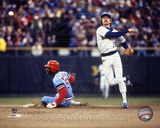 Robin Yount 1982 Action