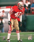 Ronnie Lott Action