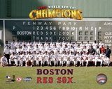 '04 World Series Champion Red Sox Team Sit-down