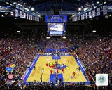 Allen Fieldhouse University of Kansas Jayhawks 2012