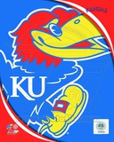 University of Kansas Jayhawks Team Logo