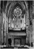 St Patrick's Cathedral New York 1946 Archival Photo Poster