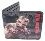 The Walking Dead - Zombie Eating Red Wallet
