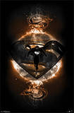 Man of Steel Superman - Logo Movie Poster