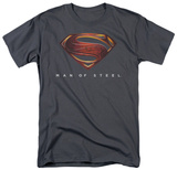 Man of Steel - MoS New Logo