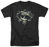 Man of Steel - Skulls And Symbols