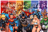 DC Comics - Justice League Of America - Generation Batman - Comic Montage Wonder Woman Retro DC Comics - Justice League Of America Batman - City Batman: The Dark Knight - Joker Magic Trick DC Comics - Collage Batman Comics - Stalker Batman (I'm Batman) Batman Suicide Squad - Good Night Batman Vs. Superman- One Sheet