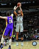 Tim Duncan 2012-13 Playoff Action
