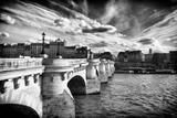 The Pont Neuf in Paris - France