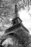 Eiffel Tower - Paris - France - Europe Photographic Print