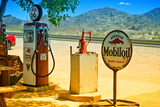 Route 66 - Gas Station - Arizona - United States Photographic Print