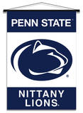 NCAA Penn State Nittany Lions Indoor Banner Scroll