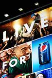 Advertising - Pepsi - Times square - Manhattan - New York City - United States