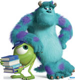 Mike and Sulley - Disney Pixar Monsters University Lifesize Standup Stand Up